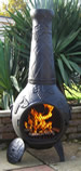 Castmaster Vineyard chimineas