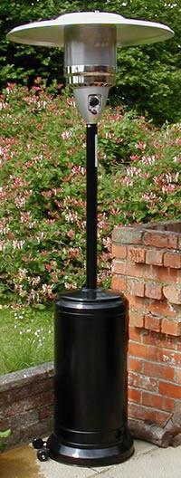 Gas Patio Heaters Propane Butane Garden Heaters For