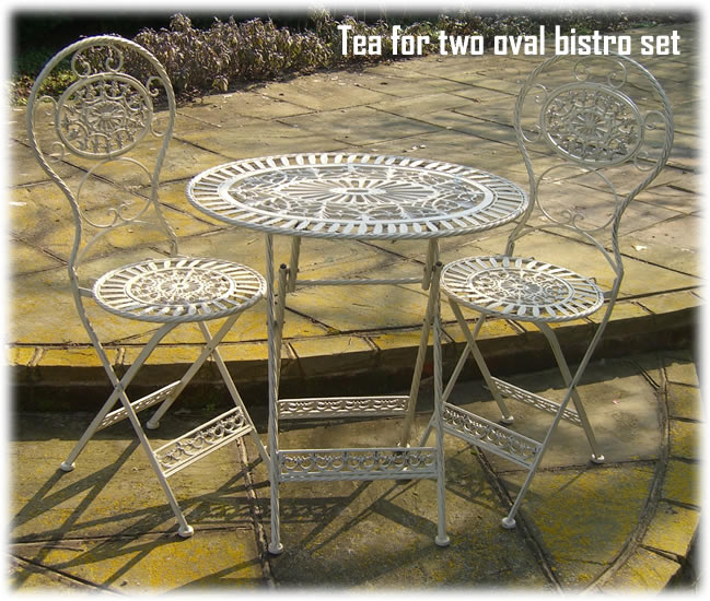 Cast And Wrought Iron Patio Garden Furniture Uk